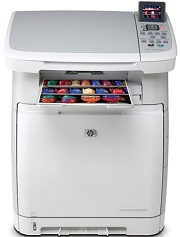 HP LaserJet CM1017 Printer