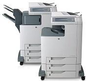 HP LaserJet CM4730 Printer