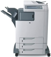 HP LaserJet CM4730xs Printer