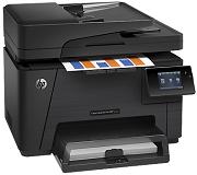 HP Color Laserjet M177fw Printer