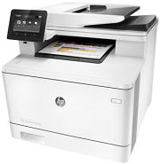 HP LaserJet M477fdw Printer