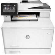 HP LaserJet Pro M477fnw Printer