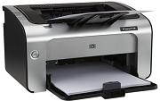 HP LaserJet Pro P1108 Driver