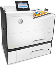 HP PageWide 556xh Printer