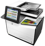 HP PageWide 586dn Printer