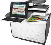 HP PageWide 586z Printer