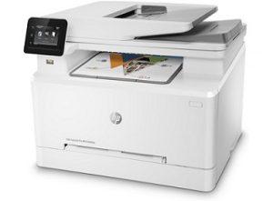 HP Color LaserJet Pro M283fdw Drivers