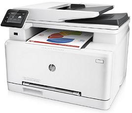 HP Color LaserJet Pro M281fdw Drivers