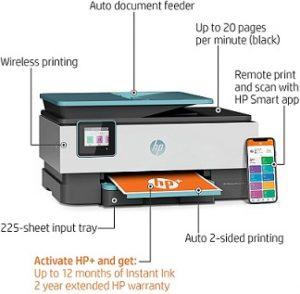 HP OfficeJet Pro 8035e Drivers