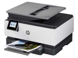 HP OfficeJet Pro 9018 Drivers