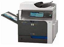 HP Color LaserJet Enterprise CM4540 MFP Drivers