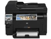 HP LaserJet Pro 100 color MFP M175nw Drivers