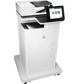 HP LaserJet Enterprise MFP M635fht Drivers